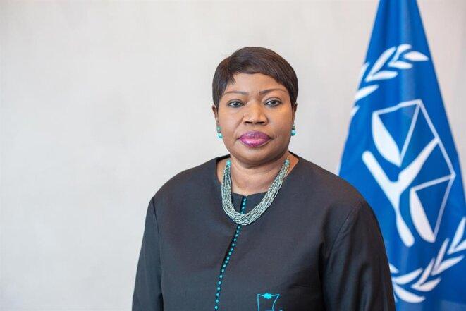 Fatou Bensouda, procureure générale de la CPI depuis 2012. © ICC