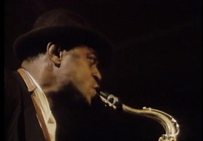Extrait de « Archie Shepp – Je suis jazz, c'est ma vie » © Frank Cassenti