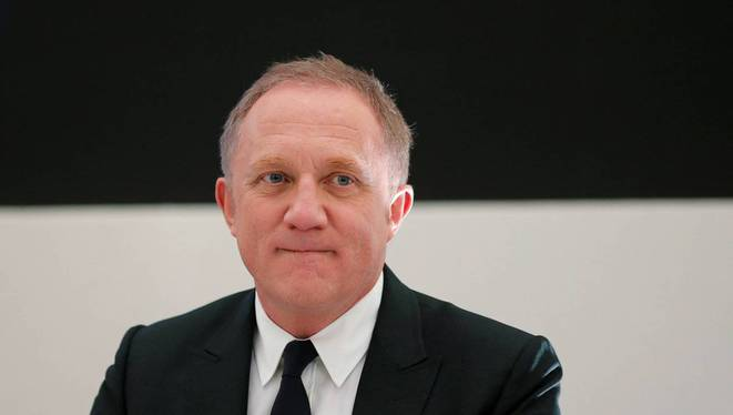 Kering chairman and CEO François-Henri Pinault. © Reuters