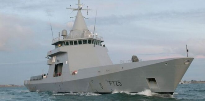 Une corvette Gowind. © Naval group