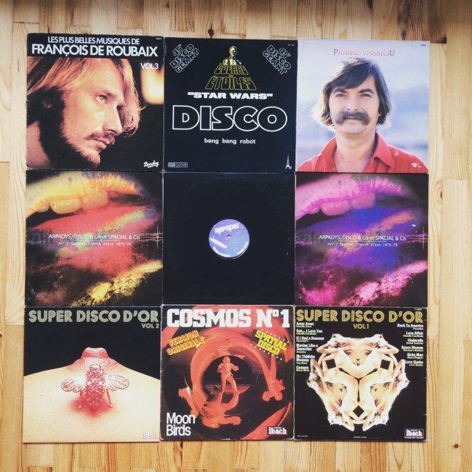 Cosmic Disco © A.S