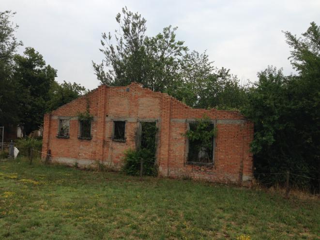 Ex-camp de concentration de Fossoli, Italie (province de Modène)