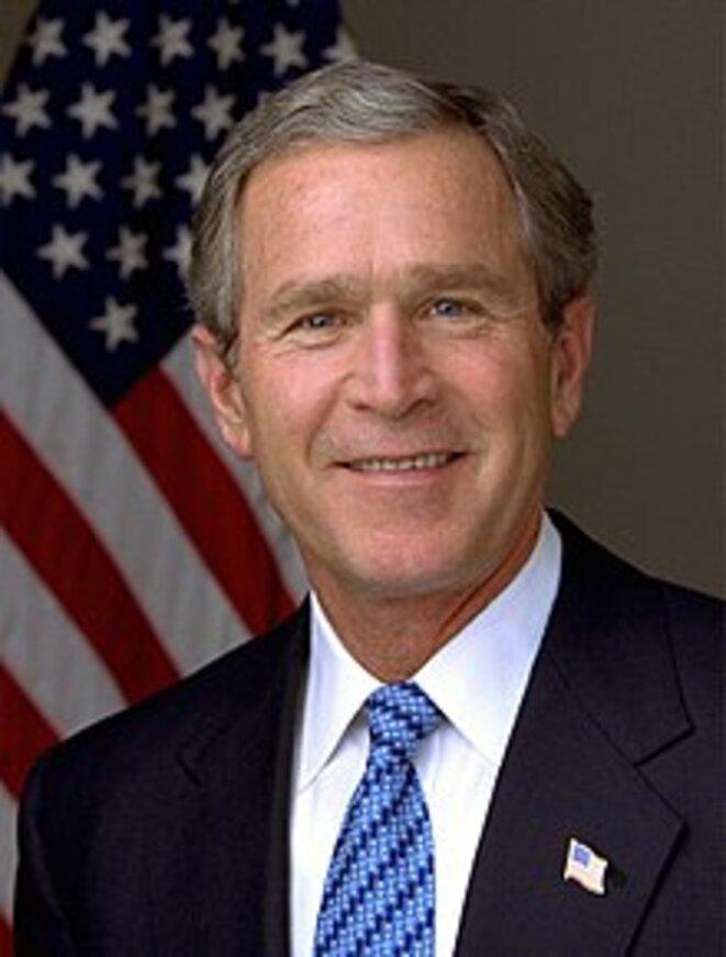 George W. Bush en 2003.