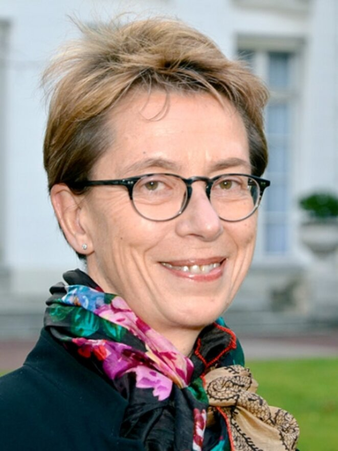 Catherine Jessus, la directrice de l'INSB © CNRS