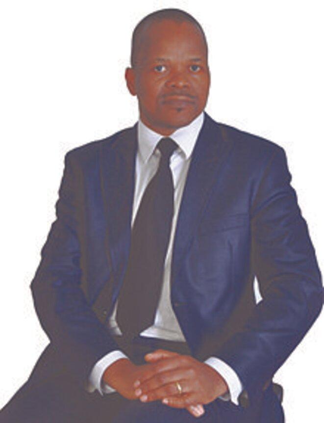 Le député ivoirien Alain Michel Lobognon, proche du Leader Guillaume Soro
