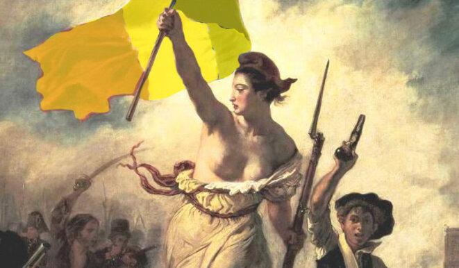drapeau-jaune