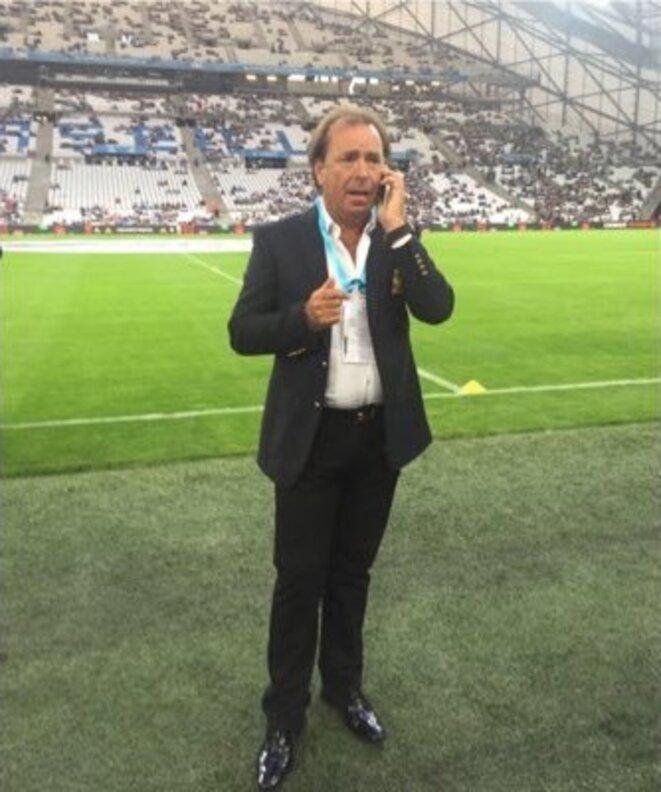 L'ancien agent portugais Paulo Tavares. © Twitter de Paulo Tavares