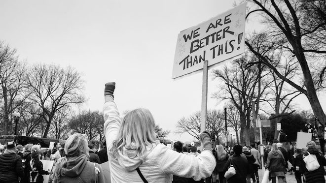 March for Science © Jerry Kiesewetter / Unsplash