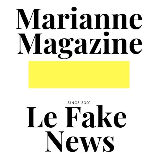 Avec ses fake news, Marianne vise à jeter un voile sur la réalité cruelle qui sévit en Iran.