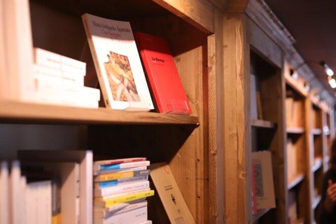 Librairie-café Macanudo à Lyon