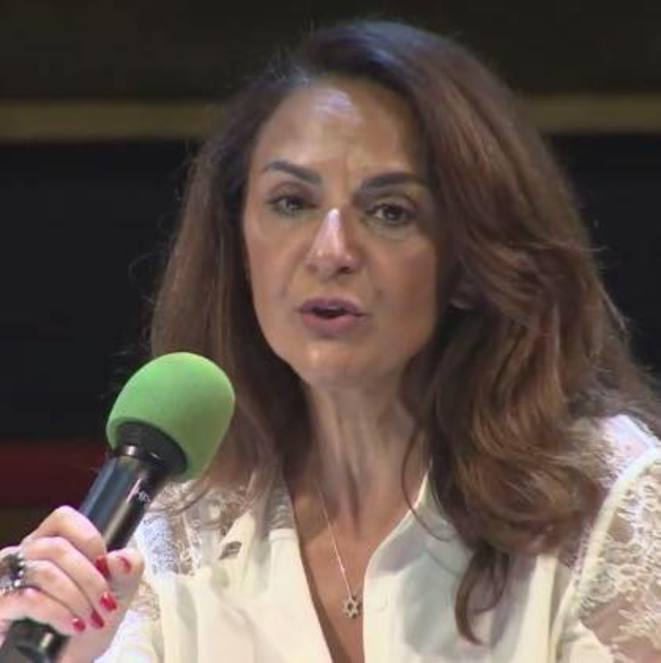 Yael Mellul, présidente de Femme Libre