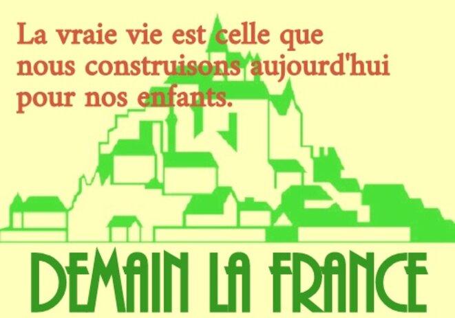 Demain la France ... © Pierre Reynaud