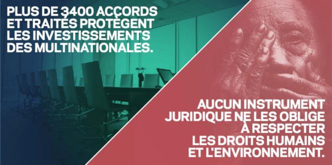 © Collectif de la campagne Stop Impunité