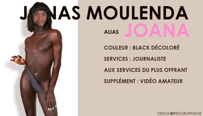 Sieur Jonas Moulenda alias Joana