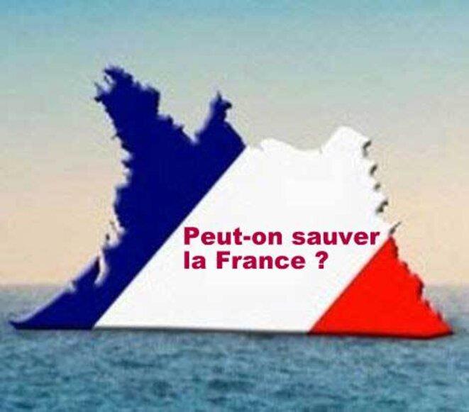 La France en péril ? © Pierre Reynaud
