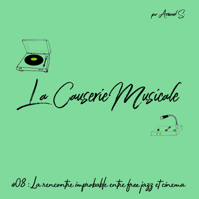 La Causerie Musicale | © Musique pour l'Imaginaire © Arnaud S.