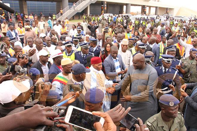 Abdoulaye Wade, invité surprise de la campagne électorale