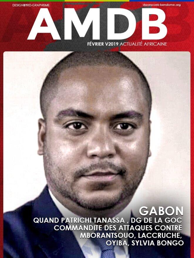 Patrichi TANASSA, Directeur général de Gabon Oil Company(GOC)