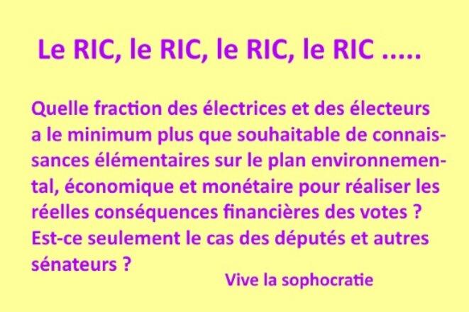 RIC © x