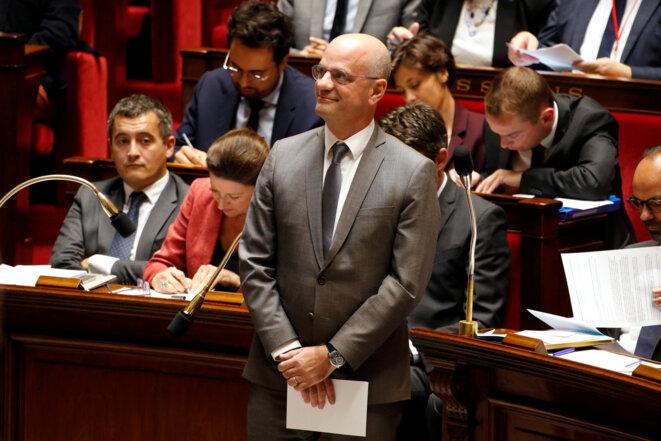 Jean-Michel Blanquer. © Reuters