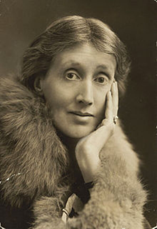 Virginia Woolf en 1927. © DR