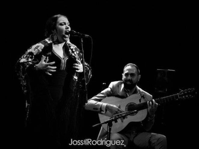 Maria Terremoto et Nono Jero © Joss Rodriguez