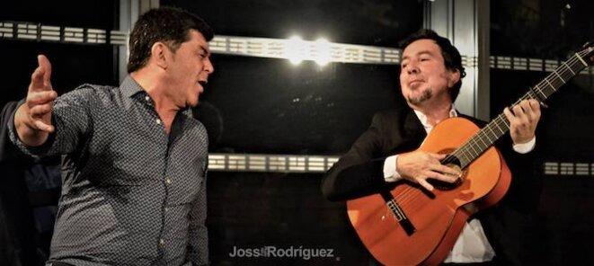 Tomas de Perrate et Alfredo Lagos © Joss Rodriguez