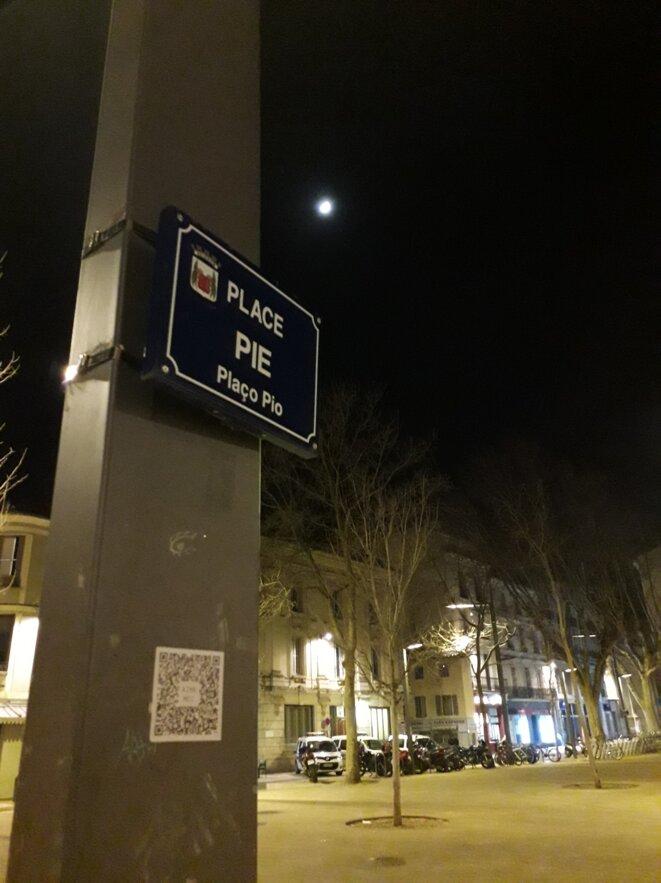Aime moi à Avignon © Citoyenne Féministe