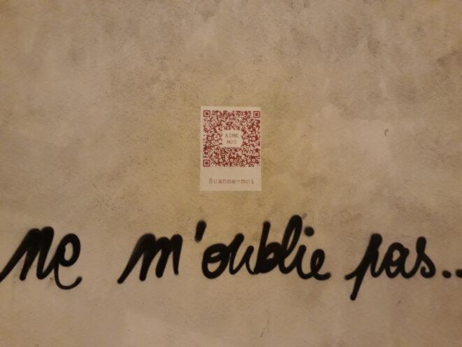 Aime-moi à Endoume, Marseille © Citoyenne Féministe