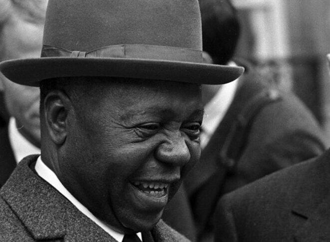 S.E.M Léon Mba Minko Mba