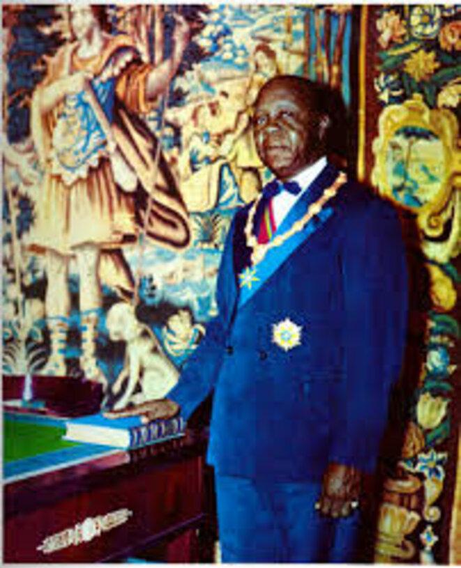 Il y a 117 ans naissait le 1er Président de la République Gabonaise, S.E.M Léon Mba Minko Mba