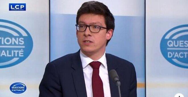Philippe-Henri Dumont, député LR