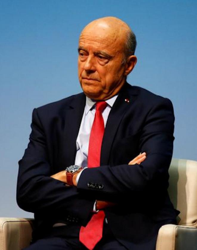 Alain Juppé. © Reuters