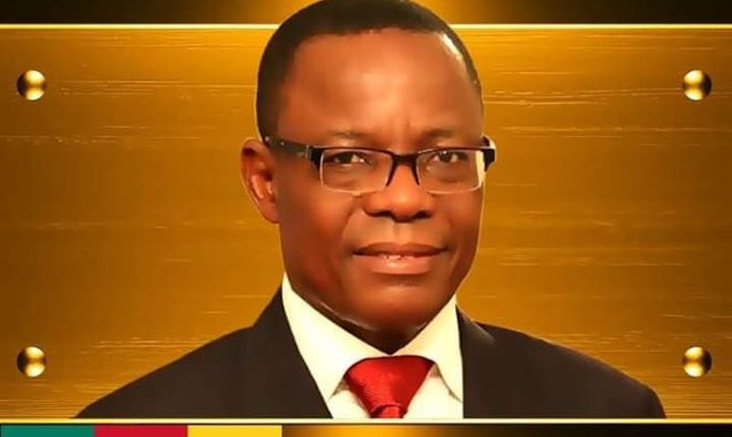 Elected President of Cameroon, Professor Maurice Kamto
