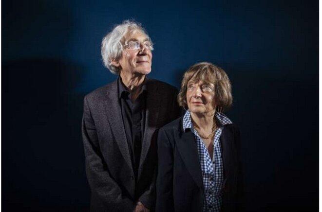 Michel Pinçon et Monique Pinçon-Charlot [Ph. Vincent Muller/Opale/Leemage]