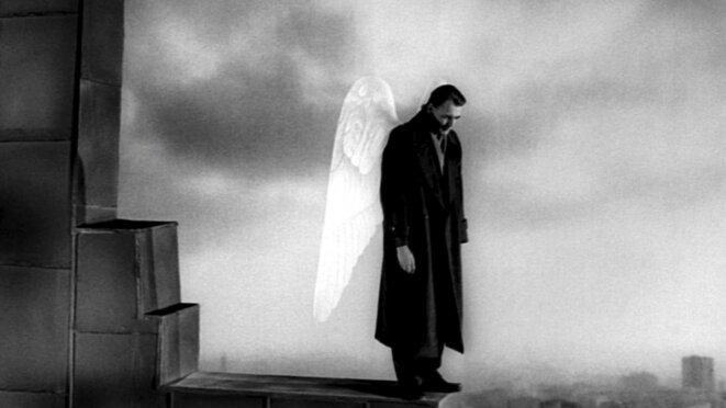 Les ailes du désir, Wim Wenders. © DR