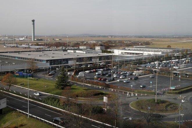 L'aéroport Roissy-Charles-de-Gaulle en 2016. © Reuters