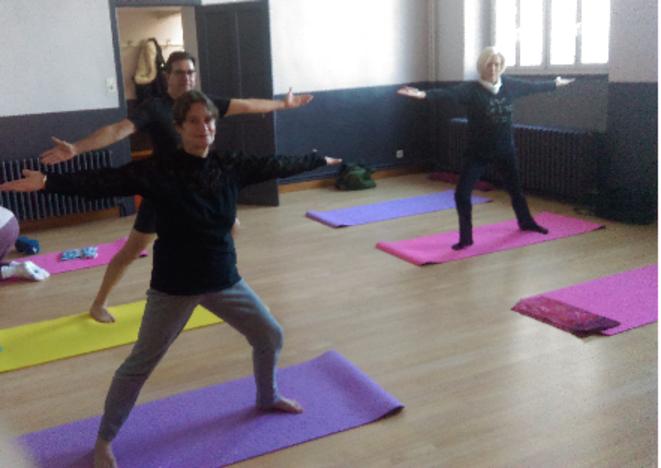 yoga © Claire Bonnefond