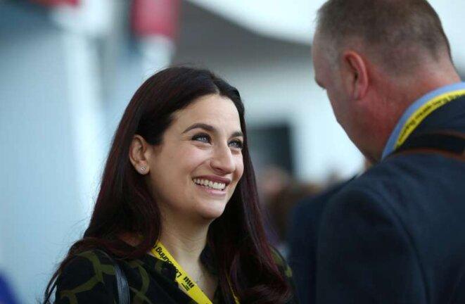Luciana Berger, députée de Liverpool Wavertree © Reuters