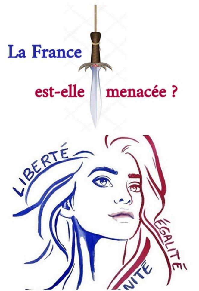 La France menacée ? © Pierre Reynaud