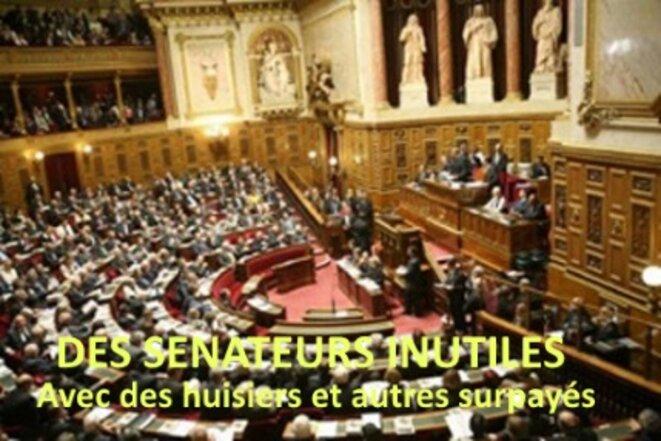 Economisons le Sénat © x