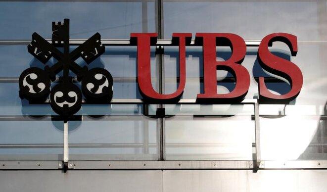 La banque UBS à Zurich. © Reuters
