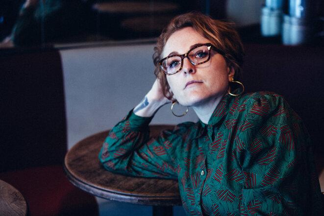 Valérie Rey-Robert. © Yann Levy / Hans Lucas