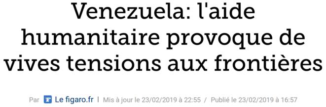 http://www.lefigaro.fr/international/2019/02/23/01003-20190223ARTFIG00114-venezuela-juan-guaido-sera-t-il-arrete-pour-etre-sorti-du-pays.php