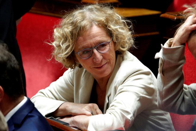 Murielle Pénicaud le 11 décembre 2018 © Reuters / Charles Platiau.
