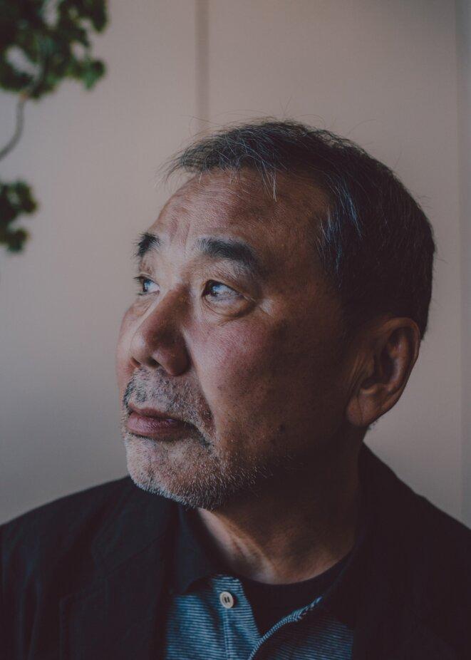 Haruki Murakami © Nathan Bajar - NYT - Redux