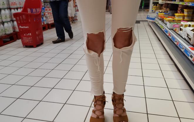 genoux-nus