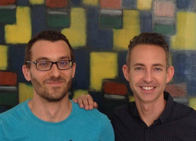 Ian Brossat et Nicolas Lambert