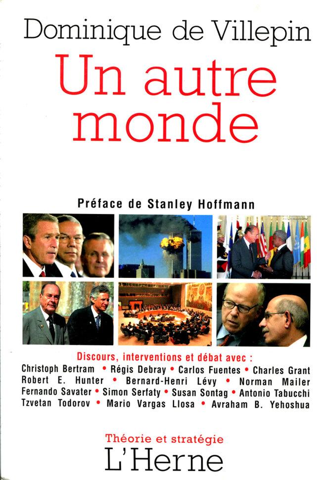 Un autre monde © Editions de L'Herne 2003