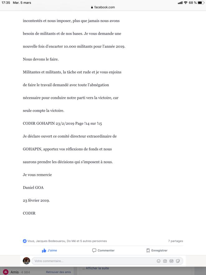 GOHAPIN CODIR. 23.02 (1/21)